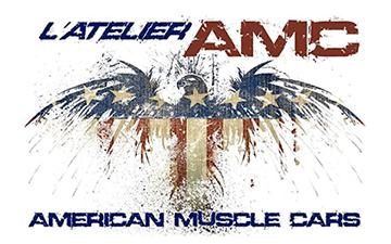 Atelier AMC American Muscle Cars à Cornillé (35) Logo