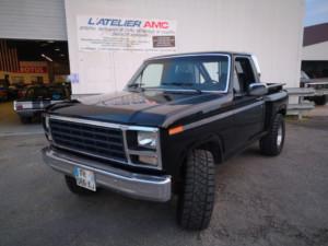 Atelier AMC Vehicule Americain Us 1 4