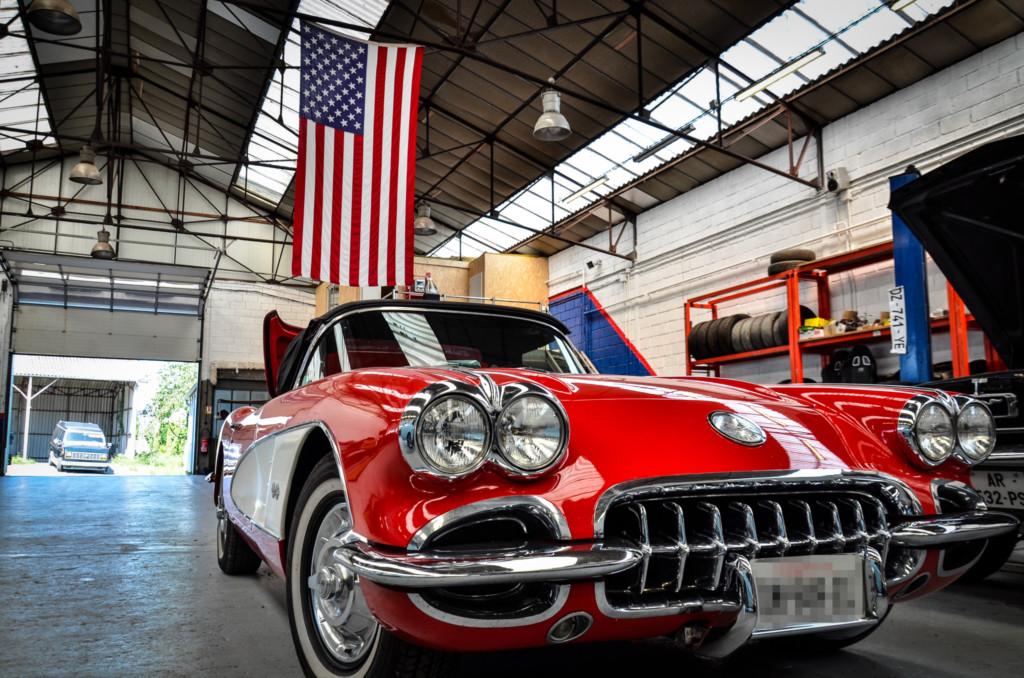 Atelier AMC Vehicule Americain Us H