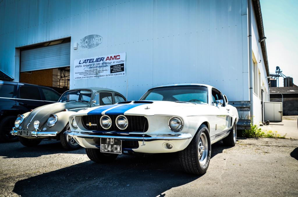 Atelier AMC Vehicule Americain Us Z